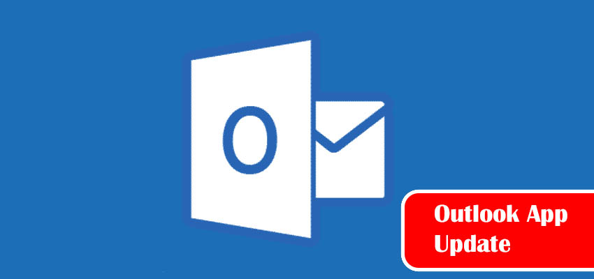 Ms Outlook App gets an update