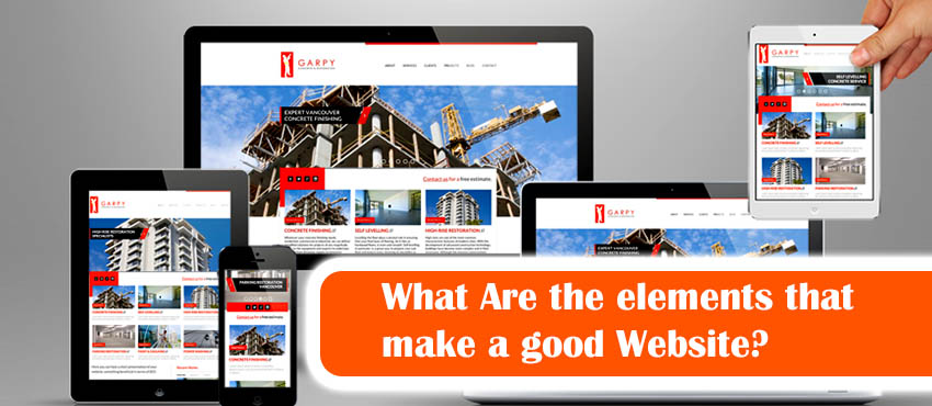 What makes a website stand out